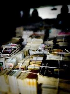岐阜県岐阜市で大型美術本や図録など大量買取