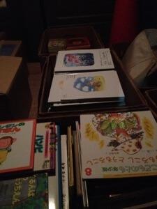 三重県四日市市へ絵本の出張買取