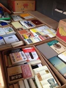 静岡県浜松市にて仏教本の出張買取