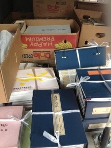 三重県四日市市へ書道関係の専門書を出張買取