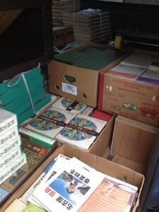 愛知県一宮市にて新編日本古典文学全集などの出張買取