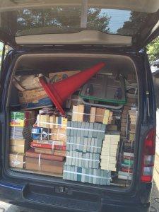 名古屋市昭和区で和本や全集などを大量に買取しました。