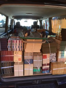 岐阜県岐阜市で個人全集、著作集などを買取しました。