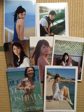 川口春奈有村架純本仮屋ユイカ武井咲大島優子などの写真集を出張買取しました。