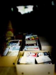名古屋市北区へ書道関連の書籍や雑誌の買取