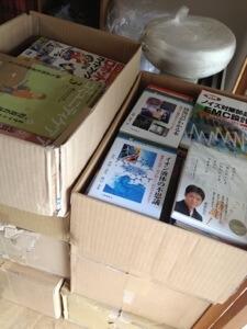 名古屋市緑区へ綺麗な単行本専門書の出張買取