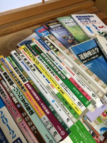 愛知県あま市で運動療法理学療法などの医学書を買取しました。