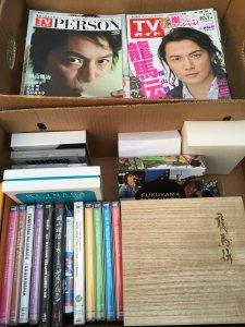 愛知県設楽町で時代文庫やDVDなどを買取しました。