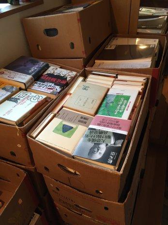 三重県津市でキリスト経関連の専門書、学術書、歴史書、全集などを買取しました。