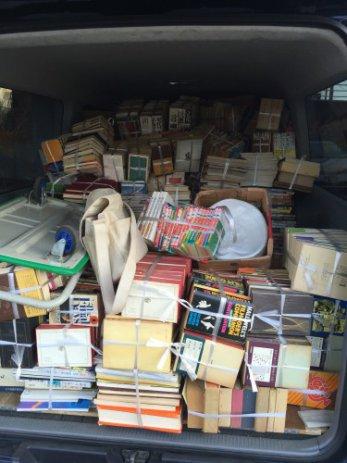 名古屋市守山区で全集や単行本を買取しました。