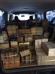 愛知県一宮市で海軍予科練資料や全集などを買取しました。