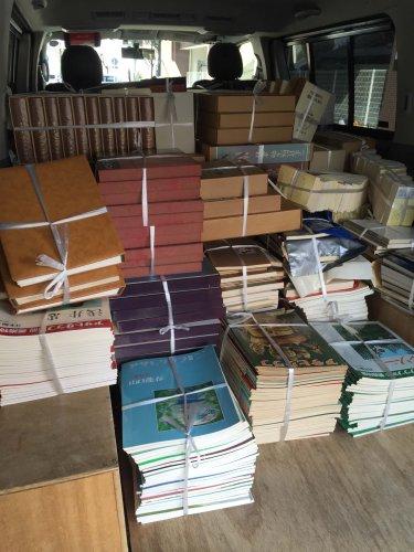 三重県伊勢市でちくま文庫柳田国男全集など個人全集を大量に出張買取しました。