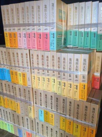 名古屋市港区で全集などを出張買取しました。
