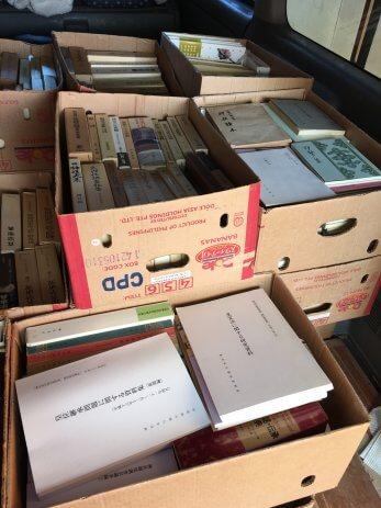 愛知県愛西市で神道関係の専門書を買取しました。