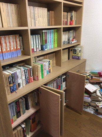 愛知県北名古屋市で遺品整理に伴う古本の出張買取(2回目)