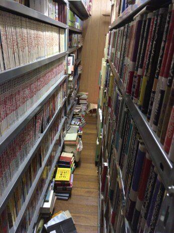 本棚に入っている本