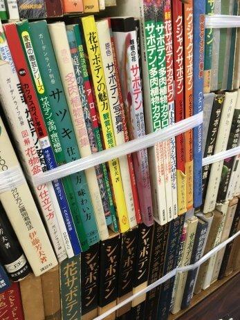 北名古屋市で買取したサボテンの専門書