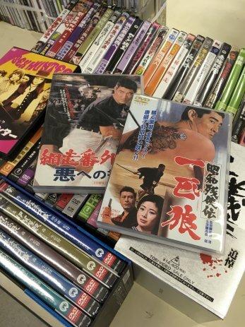高倉健主演映画DVD