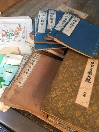 一宮市で買取した和本と引き札