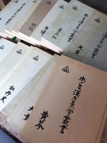 ホノミ漢方薬学叢書全21巻