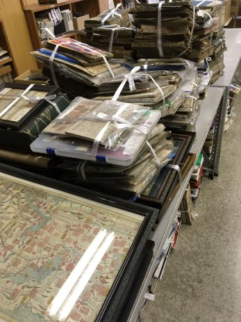 浜松市で買取した和本や木版画