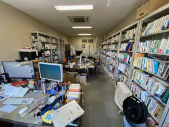 研究室の写真